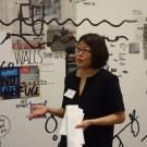 Susette Min, Asian American Studies faculty member